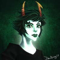 Homestuck: Miss Maryam by MirageFlames