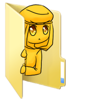 Stephano folder icon by Rainbow-fiedKitty