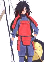 Madara Uchiha by MetalDBN