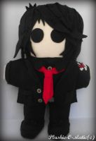 Geard Way Revenge Era Plushie by Plushie-O-Matic