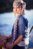 Sailor in the sun by LauraPearl
