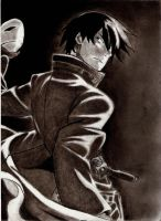 Hei- Darker Than Black by dragonb010
