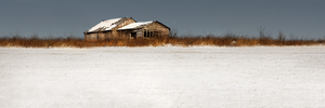 Winter On The Homestead by UriahGallery