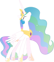 Mad Celestia by TheShadowStone