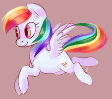 More Dash by comikazia