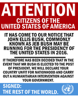 Message to America by Party9999999