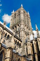 Lincoln Cathedral... by amzb87