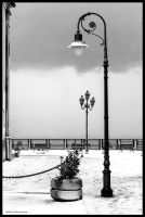 Lampioni sotto la neve by OliverJules