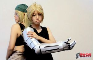 FMAB : Edward Elric and Winry Rockbell II by vertical-horiizon