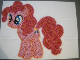 Pinkie Pie Skittles by Grudgeholder