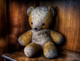 Teddy Bear by Mitch1969