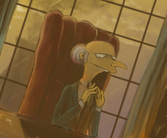 mr. burns by Uber-Tastee