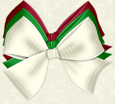 Christmas Bows 3 by PhotoImpactPixels