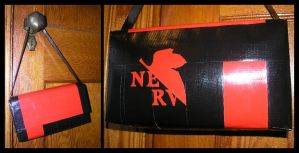 NERV purse by psychedelic-rain