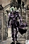 Joker out of Arkham by jokercrazy