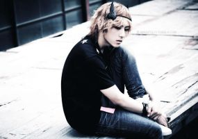 hyunseung no.1 by fancyhollow