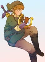 Link || Skyward Sword by shizu-oh