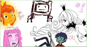 Fun on iScribble by Proscenia