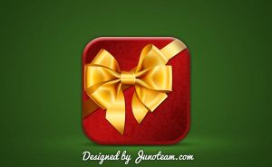 Present App Icon by junoteamvn