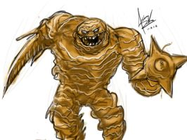 Clayface by Archonyto