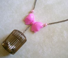 Jailbird's Melody Necklace by prheat