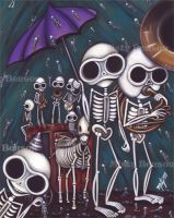 Death -Morbidly Adorable Tarot by gossamerfaery