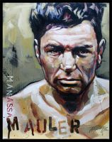 Jack Dempsey by jevankelley
