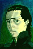 The god of mischief by thewomaninred