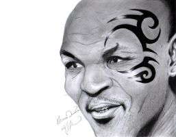 Mike Tyson by Bring-the-Pain40