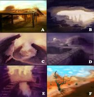 Concept Art Ideas by TheRox333