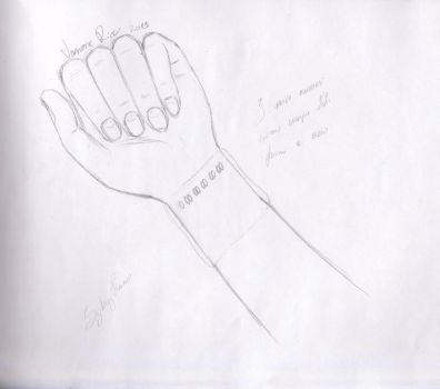 Hand practice by 21Starfire12
