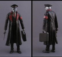 WWII GI JOE - COBRA DESTRO by sillof