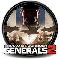 Command and Conquer Generals 2 - Icon by DaRhymes