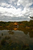 Kinkaku-Ji, Kyoto, Japan by Thrill-Seeker