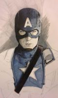 WIP: The First Avenger by RyesAsylum27