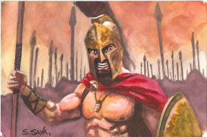 King Leonidas... by ssava