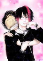 ruki seems to taste good X3 by yami-chu