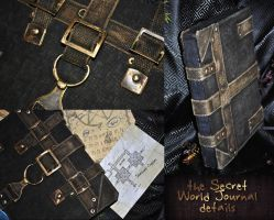 Field Journal [Details] by silverbane
