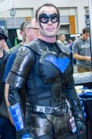 Nightwing Cosplay by Cauldron03