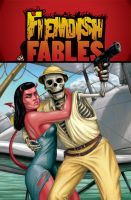Fiendish Fables cover 1 by Fablewood