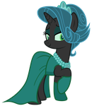 Fancy Chrysalis by blah23z