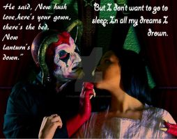 Devil's Carnival In All My Dreams I Drown by Fullmoon-rose