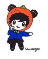 Laurence the orange-panda by alex-the-unicorn