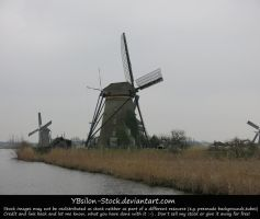 Kinderdijk 2 by YBsilon-Stock