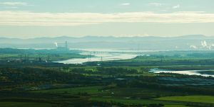 Forth Estuary, Scotland by younghappy