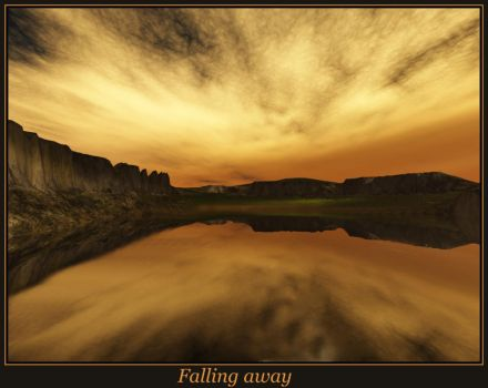 Falling away by softcell72