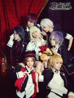 Diabolik Lovers by popomini