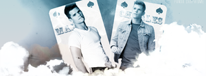 Max and Charlie Carver Premade by SweetNothing1