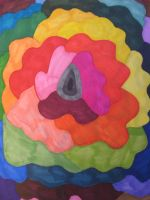 Abstract Flower Thing by theartisticnerd