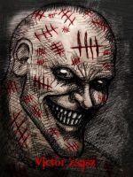Victor Zsasz by jokercrazy